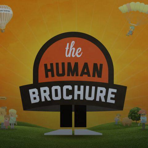 The Human brochure