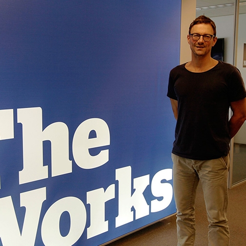 The Works names Phil Watson as creative partner